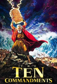 The Ten Commandments on-line gratuito
