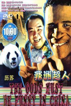 Ver película Los dioses deben estar locos en China