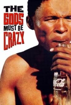 Ver película Los dioses deben estar locos