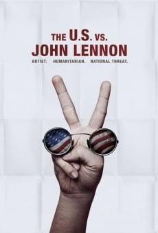 Los Estados Unidos contra John Lennon online
