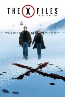 X-Files: Je veux y croire en ligne gratuit
