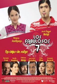 Los Fabulosos 7 on-line gratuito