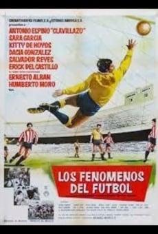 Los fenómenos del fútbol en ligne gratuit