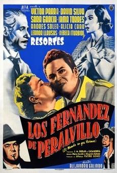 Ver película Los Fernández de Peralvillo