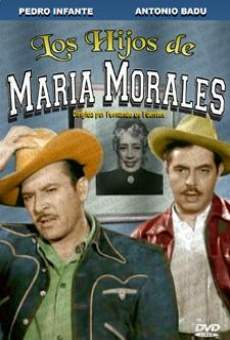 Ver película Los hijos de María Morales