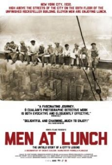 Men at Lunch online free