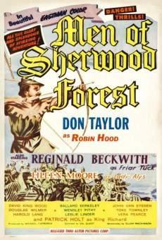 Ver película Los hombres del bosque de Sherwood