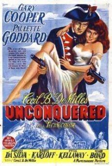 Ver película Los inconquistables