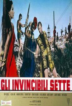 Ver película Los invencibles
