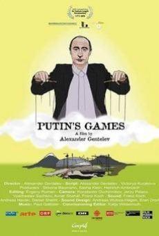 Watch Putin's Games online stream