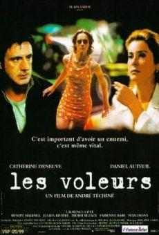 Ver película Los ladrones