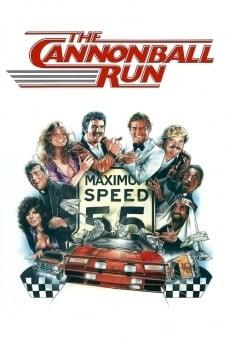 Ver película Los locos de Cannonball
