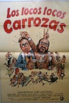 Ver película Los locos, locos carrozas