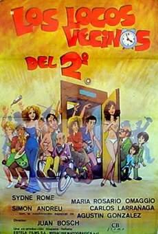 Ver película Los locos vecinos del 2º
