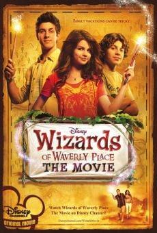 Película: Los magos de Waverly Place: Vacaciones en el Caribe