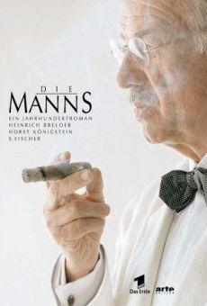 Ver película Los Mann: La novela de un siglo