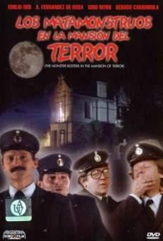 Ver película Los matamonstruos en la mansión del terror