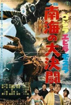 Ver película Los monstruos del mar