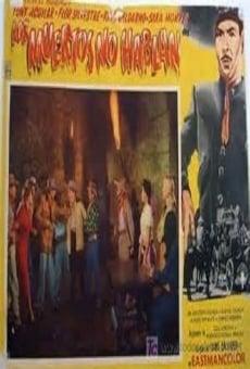 Ver película Los muertos no hablan
