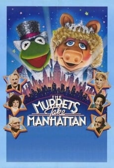 Ver película Los muppets toman Nueva York