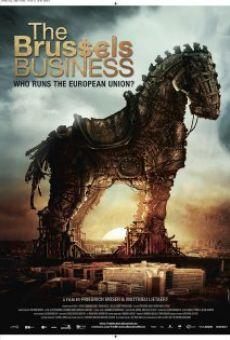 Los negocios de bruselas 2012 online pel cula completa for Peliculas de negocios