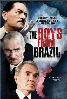 Ver película Los niños del Brasil