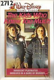 Los niños que sabían demasiado