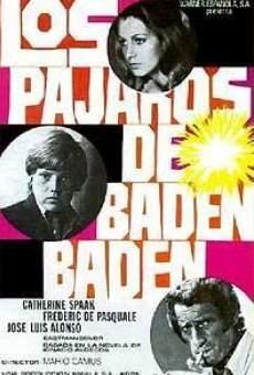 Ver película Los pájaros de Baden-Baden