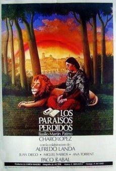 Ver película Los paraísos perdidos
