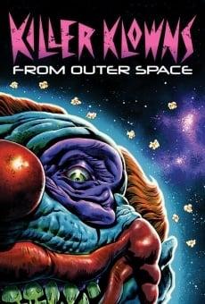 Ver película Los payasos asesinos del espacio exterior