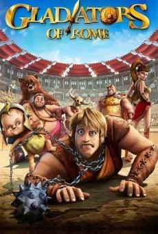 Ver película Los pequeños gladiadores de Roma