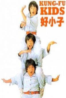Ver película Los pequeños karatecas