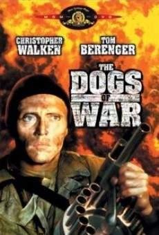 Los perros de la guerra online gratis
