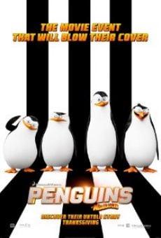 Película: Los pingüinos de Madagascar