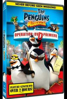 The Penguins of Madagascar: The Movie