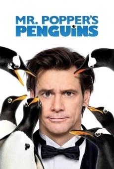 Ver película Los pingüinos del Sr. Popper