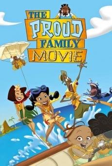 La famiglia Proud - Il film online