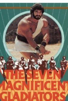 Los siete gladiadores online gratis