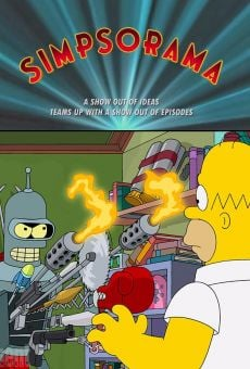 The Simpsons: Simpsorama on-line gratuito