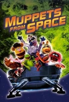 Ver película Los teleñecos en el espacio