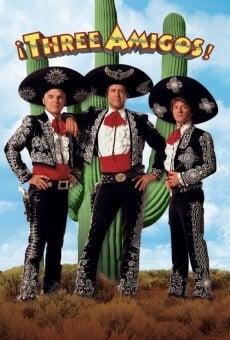 Ver película Los tres amigos