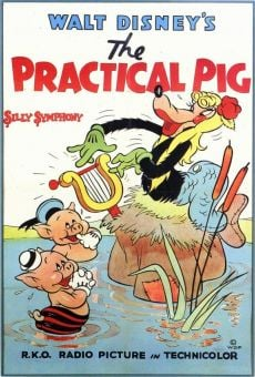 Walt Disney's Silly Symphony: The Practical Pig online kostenlos