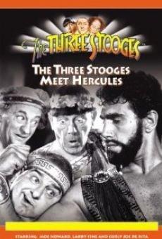 Ver película Los tres chiflados contra Hércules