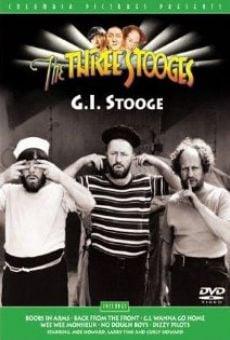 Ver película Los tres chiflados. Dizzy Pilots