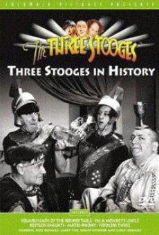 Ver película Los tres chiflados. Fiddlers Three