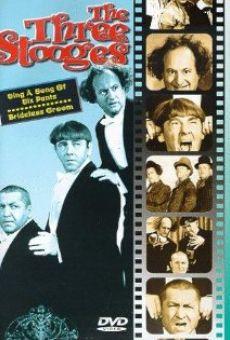 Ver película Los tres chiflados. Sing a Song of Six Pants