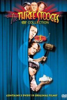 Ver película Los tres chiflados. Spook Louder