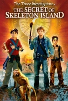 The Three Investigators and the Secret of Skeleton Island on-line gratuito