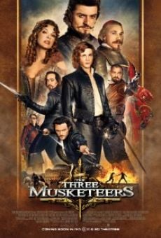 The Three Musketeers online kostenlos