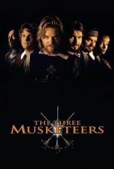 Ver película Los tres mosqueteros